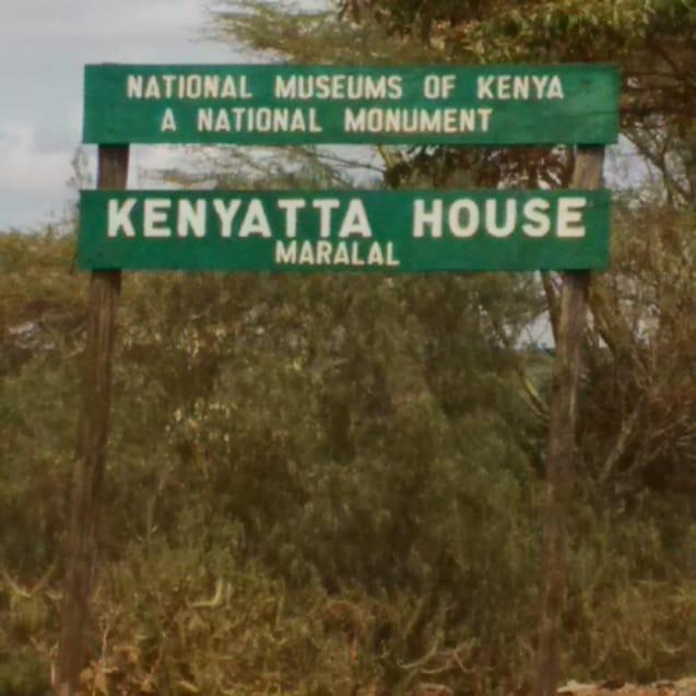 Kenyatta House, Samburu, Kenya