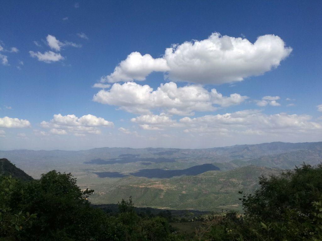 Kimwarer Viewpoint, Elgeyo Marakwet, Kenya