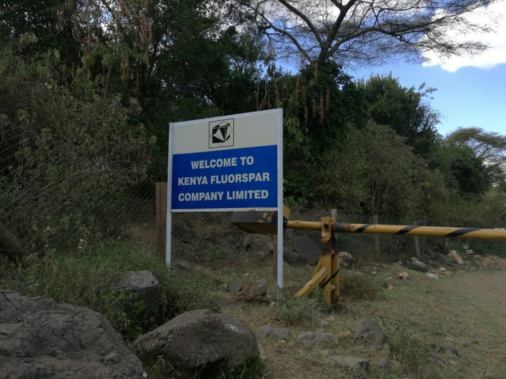 Fluorspar Mine in Elgeyo Marakwet, Kenya
