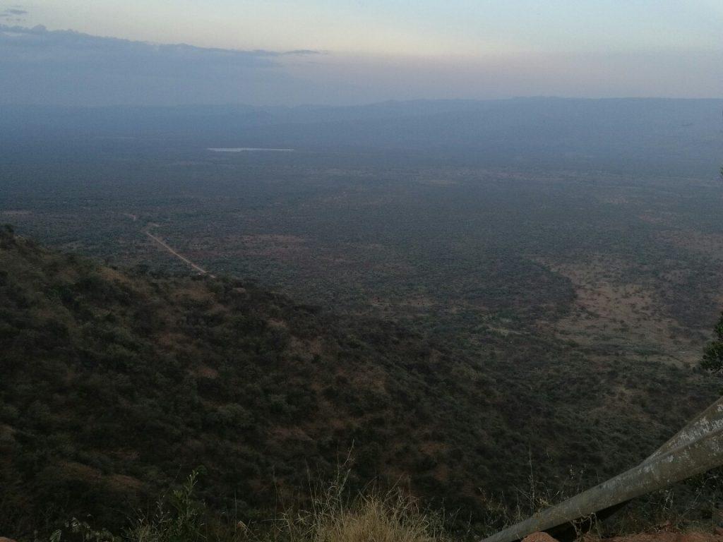 Kolol Viewpoint in Kenya