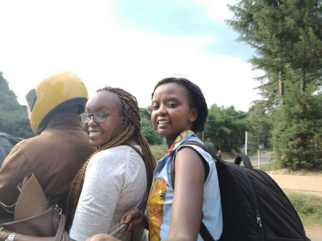 Transport in Kakamega, Kenya