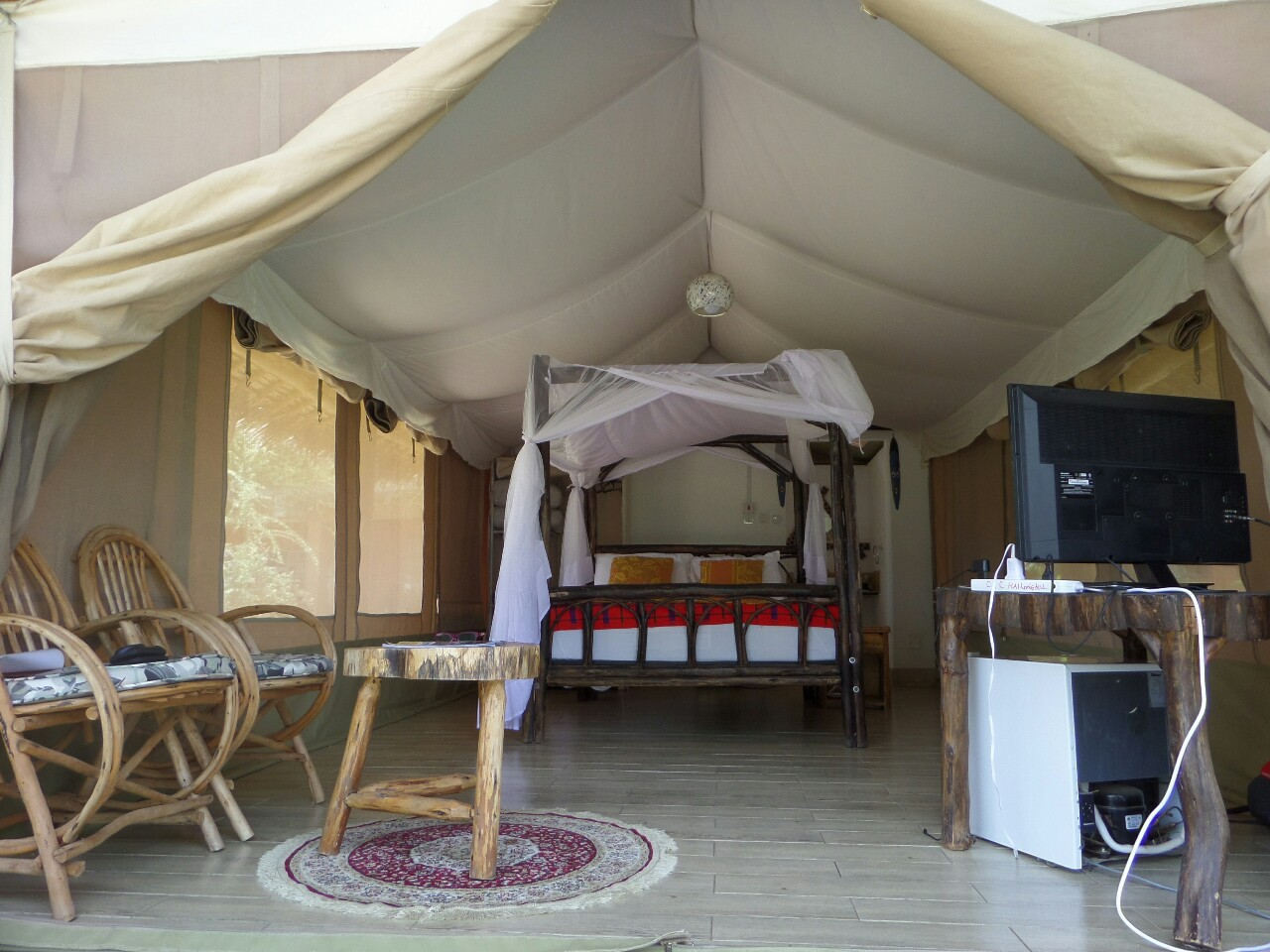 Cradle Tented Camp, Lodwar, Turkana, Kenya