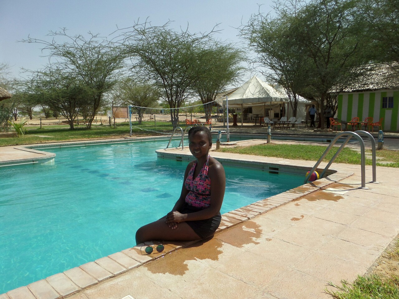 Cradle Tented Camp, Lodwar, Turkana