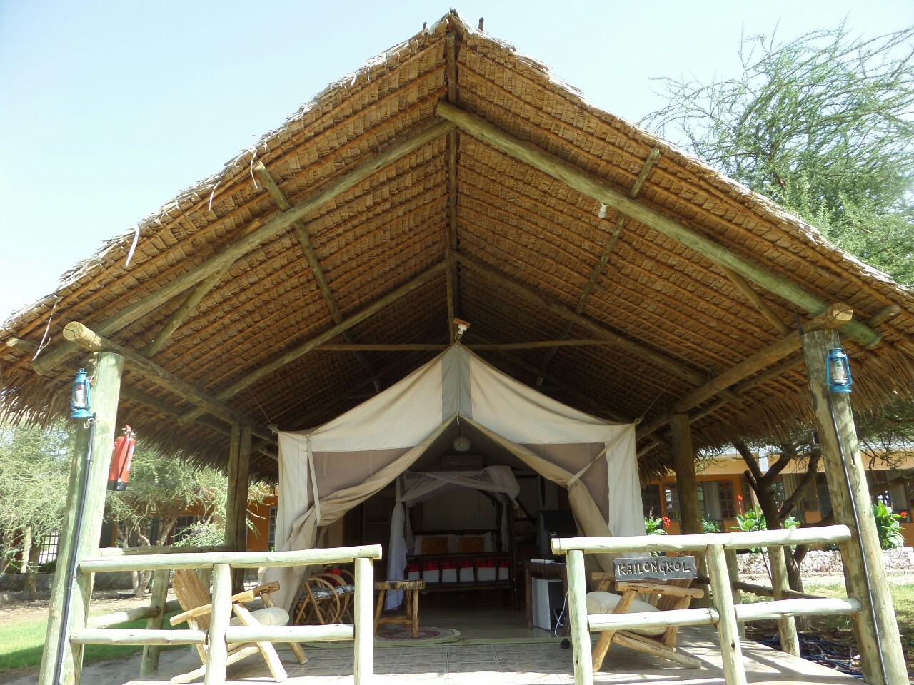 Cradle Tented Camp, Lodwar, Turkanaland, Kenya