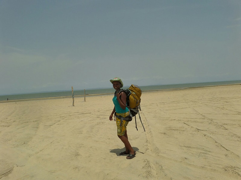 How I arrived in Eliye Springs, Turkana, ready to explore