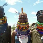 traditional Turkana lady