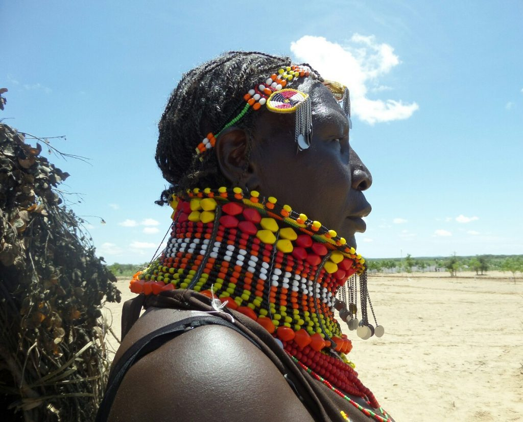 traditional turkana woman-wangechi gitahi travels