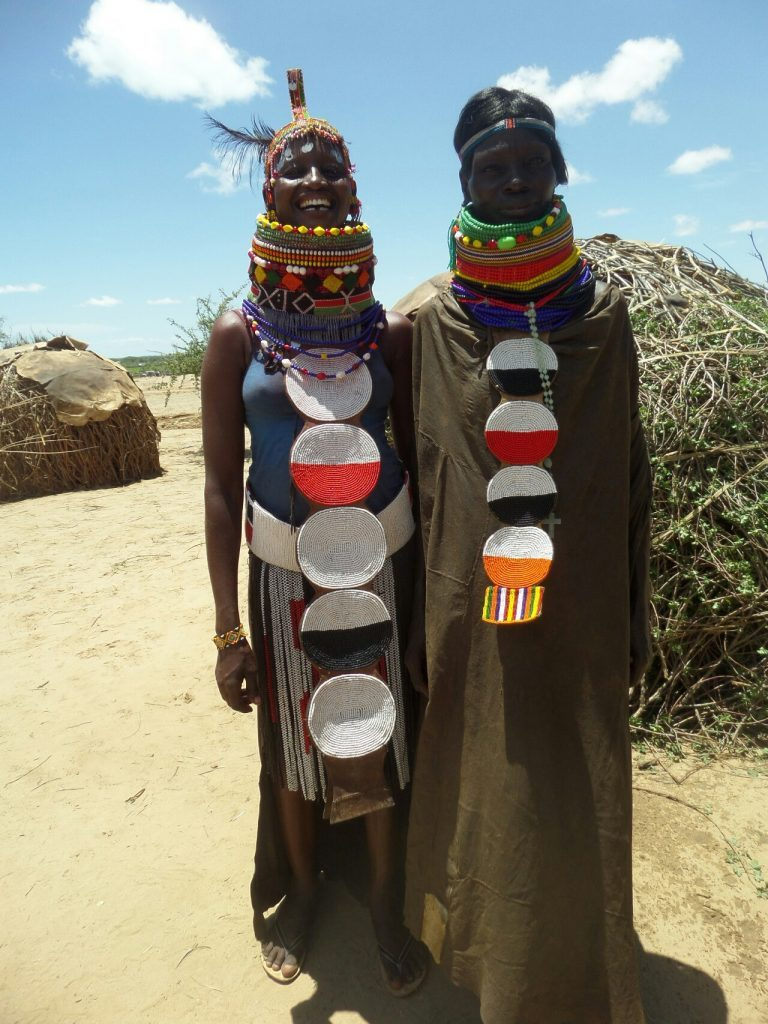 traditional turkana women-wangechi gitahi travels