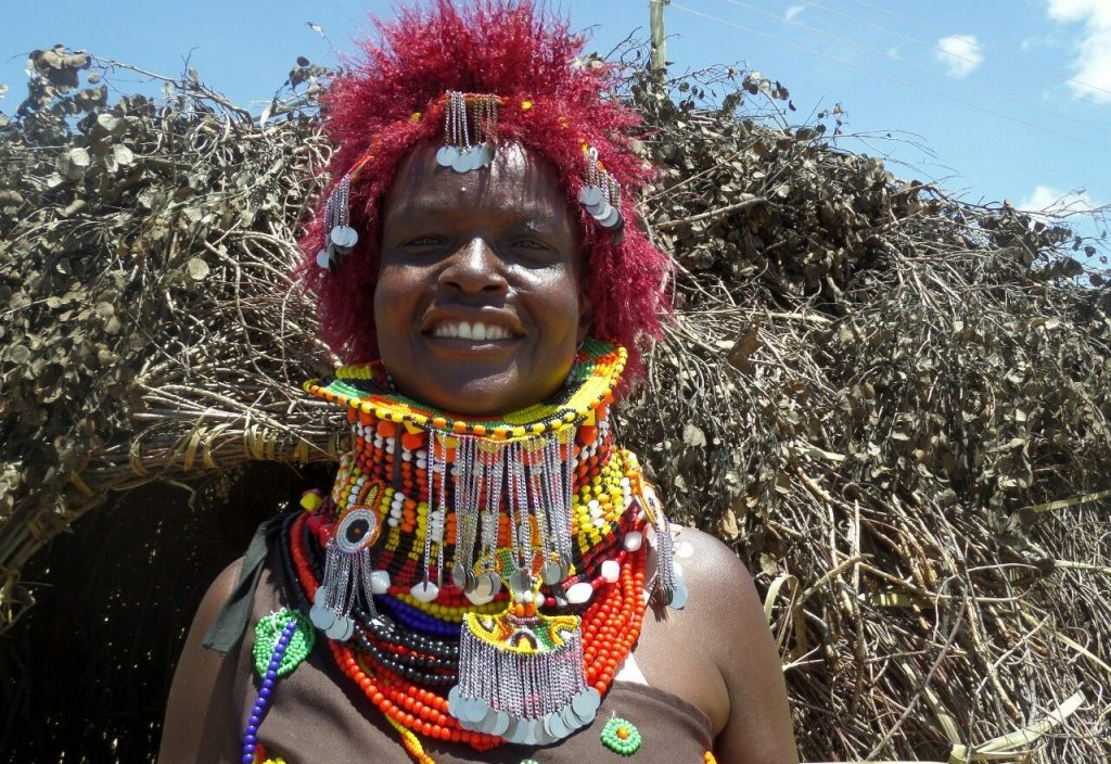 turkana lady-wangechi gitahi travels