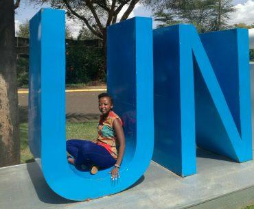 UNITED NATIONS HEAD OFFICE, NAIROBI, KENYA