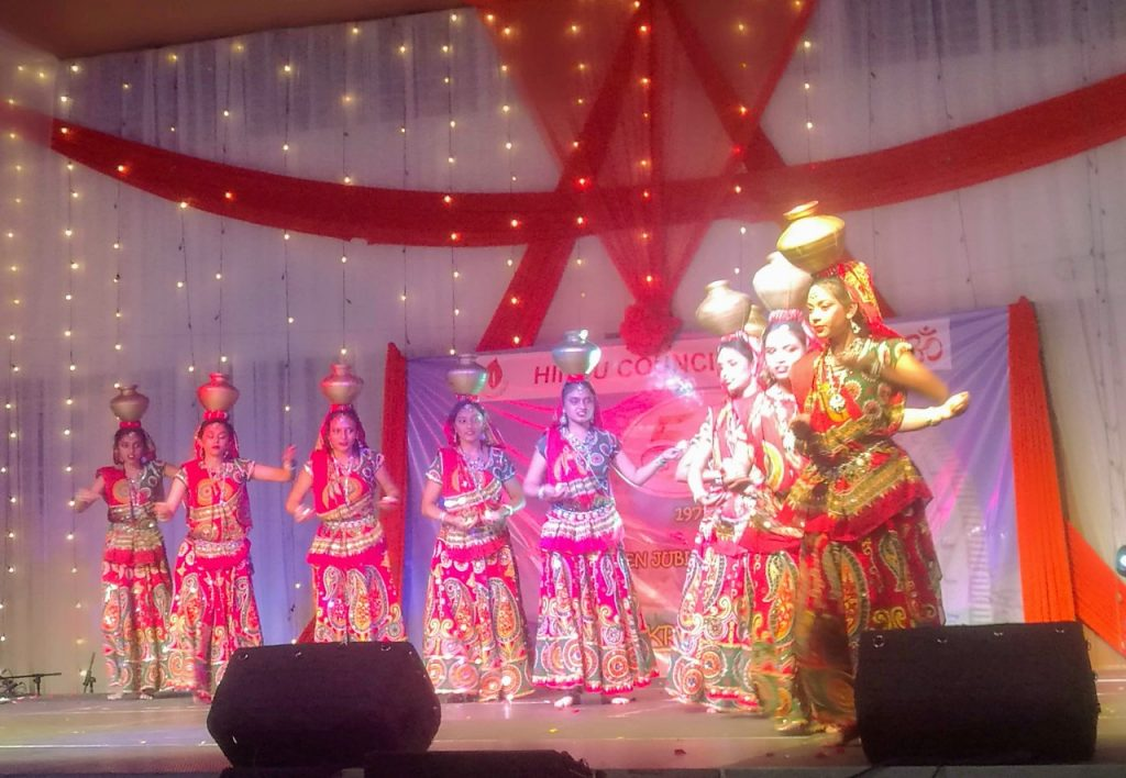Indian traditional dances