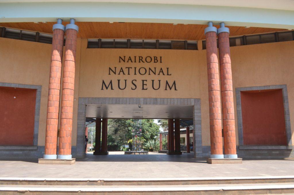 Nairobi National Museum, Nairobi, Kenya.