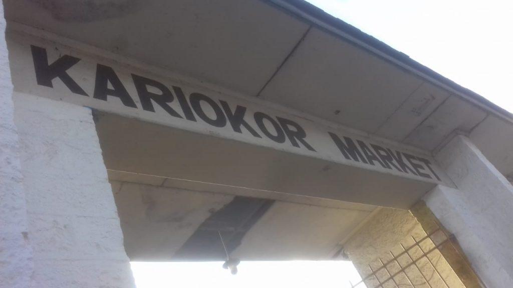 Kariokor Market